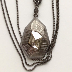 Givenchy Multi Chain Pendant